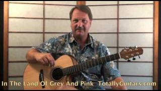 Caravan In The Land Of Grey And Pink Guitar Lesson