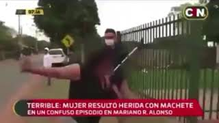 Trozan a periodista y a C9N por exponer a mujer atacada y ensangrentada