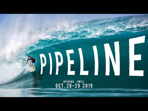 Wake Up Crew - Pipeline Opening Day 2019 // North Shore of Oahu