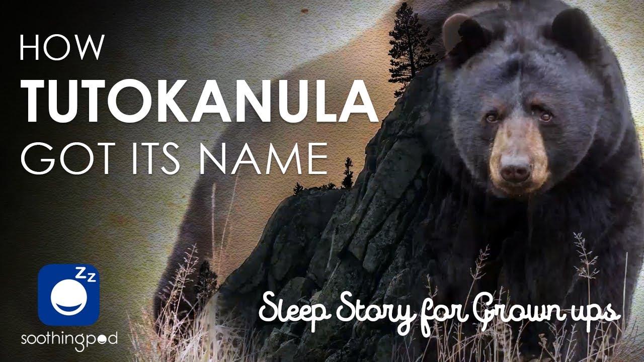 Bedtime Sleep Stories | How Tutokanula Got Its Name 🐻⛰️| Relaxing Sleep Story for Grown Ups & Kids