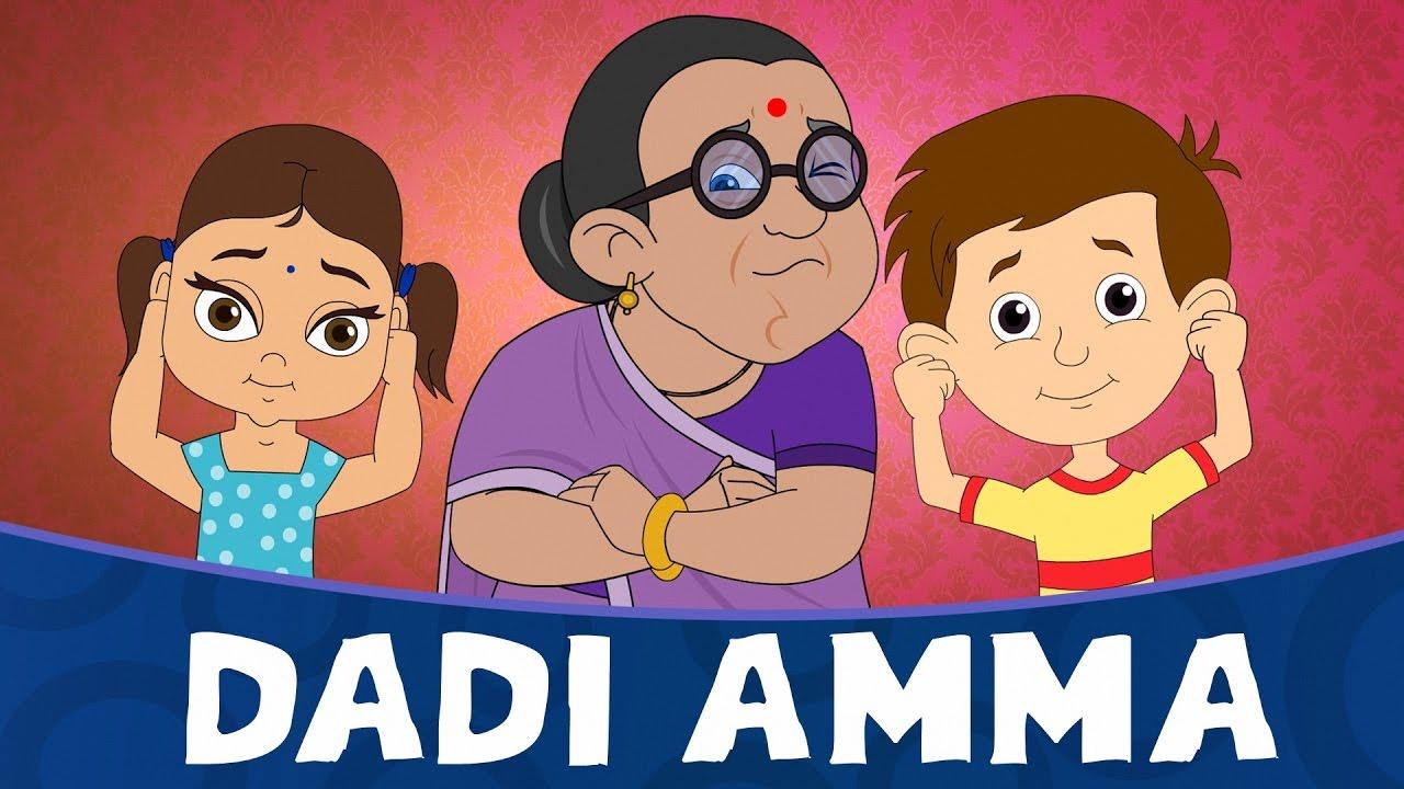 dadi amma dadi amma dadi amma hindi rhymes for children altavistaventures Choice Image