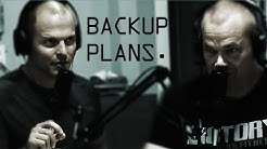 Having Backup Plans - Jocko Willink & Tim Ferriss