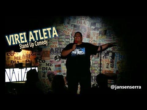 Virei Atleta - Stand Up Comedy - Jansen Serra