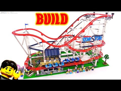 lego 10261 rollercoaster alle details zur lego achterbahn. Black Bedroom Furniture Sets. Home Design Ideas