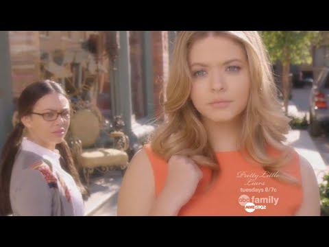 Pretty Little Liars - Alison & Mona Flashback