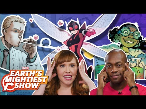 Marvel's Top Scientists and Brainy Brawlers