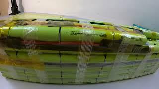 Тест емкости аккумулятора Kugoo M4 pro 17 Ач