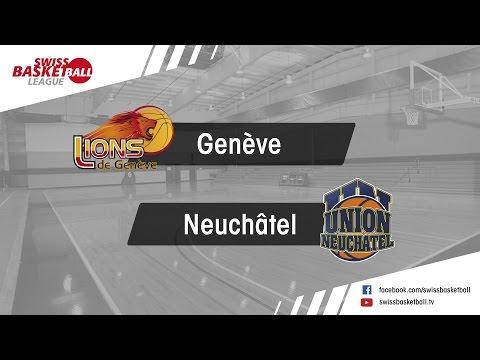 AM_D19: Genève vs Neuchâtel
