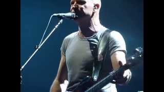 Sting - Stolen Car. Live in manchester  march 2012