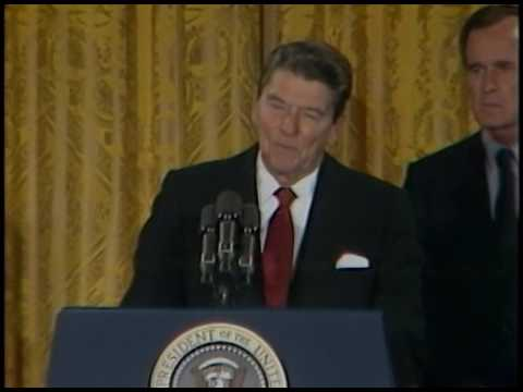 President Reagan's Remarks while Meeting with the Promoters of Job A Thon on April 21, 1983