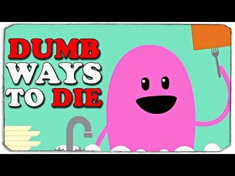 Dumb Ways To Die: НОВЫЕ УРОВНИ!