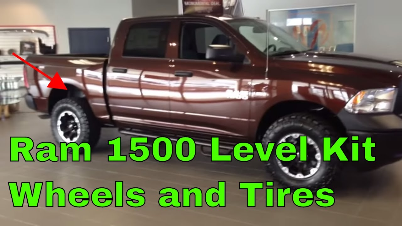 2014 Ram 1500 Leveling Kit Tire Size Html Autos Post