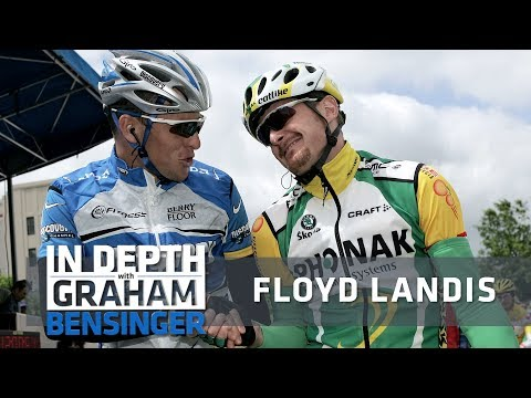Floyd Landis: Lance Armstrong was a jerk and bully