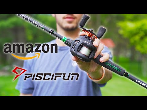 Are Amazon Sold Fishing Rods Actually Worth Buying?