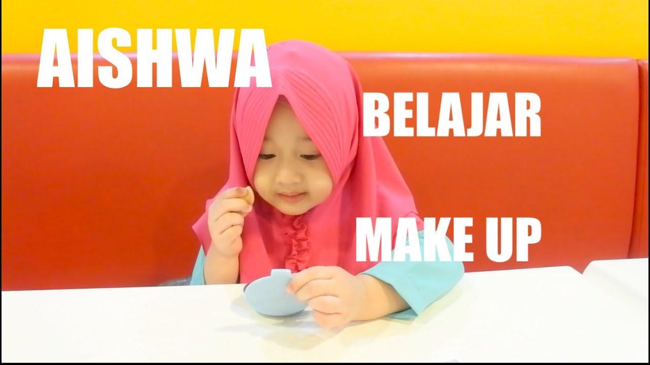 Tutorial Make Up Cantik Ala Aishwa Youtube