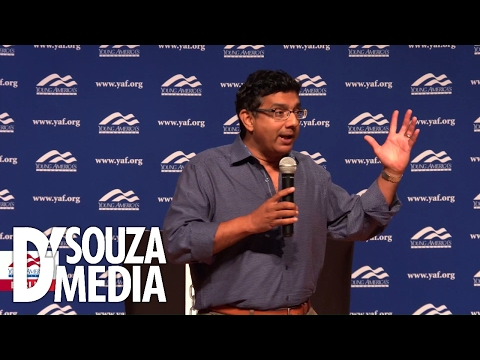 American Exceptionalism 101: D'Souza teaches HS students what's so great about America