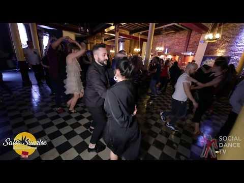 074e3c971ff Daniel D'amico & Jessica – Salsa Social Dancing | Salsa Sunrise ...