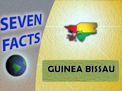 7 Facts about Guinea Bissau