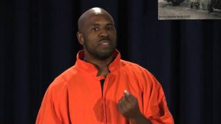 Turning prisons into schools: John L. at TEDxMonroeCorrectionalComplex