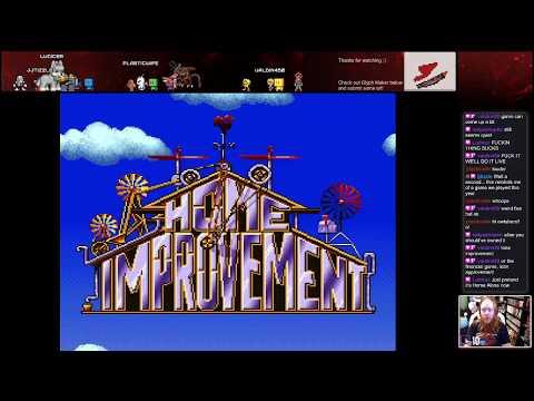 Let's Stream Home Improvement - 01