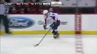 Дьявольский гол Овечкина стал хитом в НХЛ