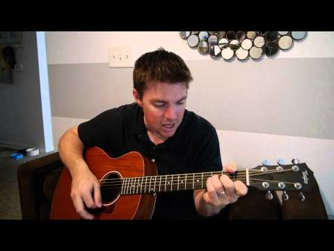Who I Am With You - Chris Young (instructional/chords)