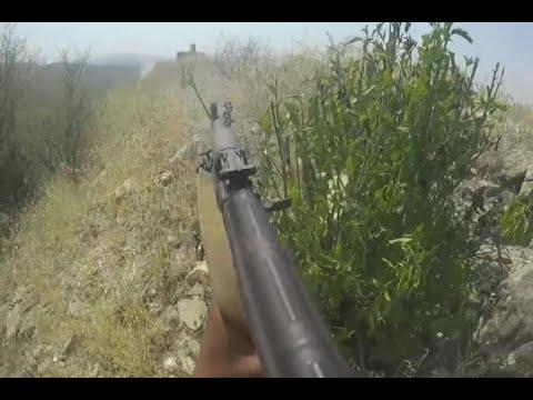 🔞 | Houthis capturing a hill on Saudi border | November 7th, 2020 | Yemen