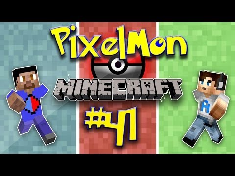 Minecraft PIXELMON #41 'ITS BACK!' with Vikkstar & Ali A (Pixelmon 3.0 Pokemon Mod)