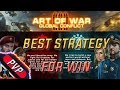 Art of War 3 Gameplay First PvP - Best Strategy to Win