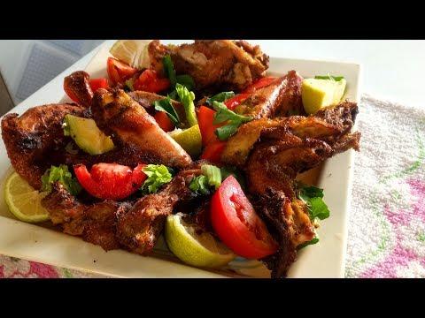 Baked Chicken Recipe;  Best Oven Baked Chicken Christmas Inspired
