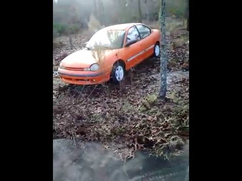Finding A Fully Working Car In The Woods Youtube