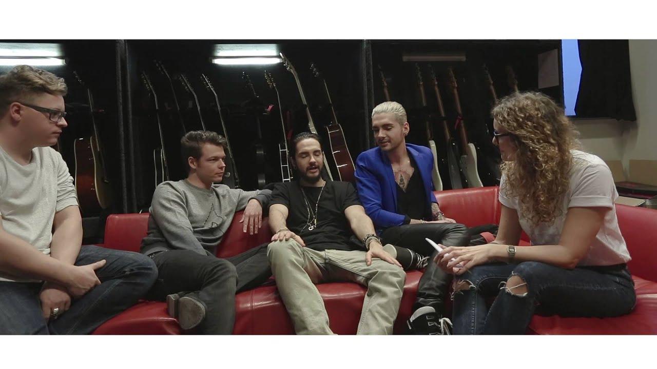 Tokio Hotel Im Interview Ber Einen Tag Dem Alles