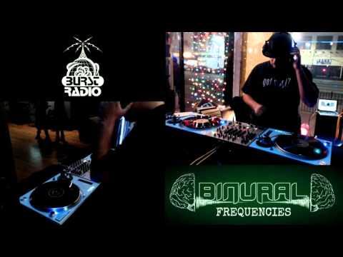 Binural Frequencies Ep 20 - DJ Roach, DJ Disc...Detroit & DJ Psycho