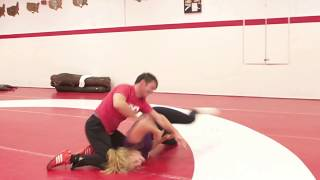 Helen Maroulis And Kendall Cross Scrapping