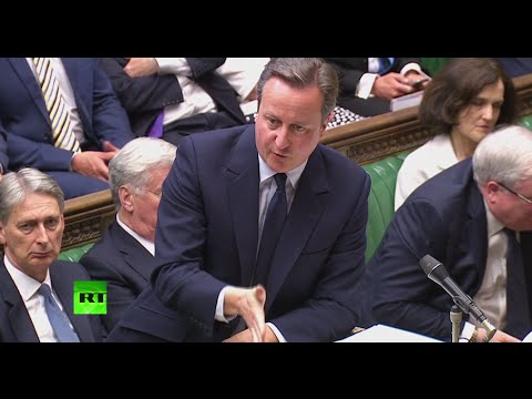First UK Parliament debate after Brexit referendum (recorded live transmission)