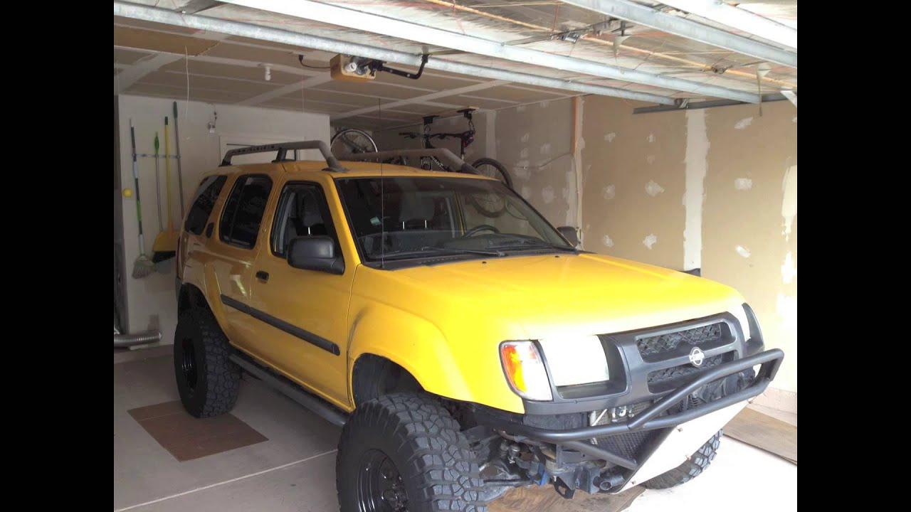 Xoskel 1st Gen Nissan Xterra Roof Rack - YouTube