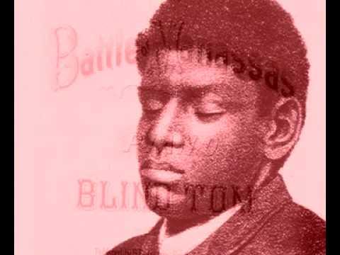 Blind Tom Wiggins: Slave Pianist & Autistic Savant