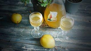 Домашняя грушевая настойка на водке (спирте, самогоне)