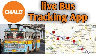 CHALO App Review || Live Bus Tracking App 🚍 || Techno Badsha || screenshot 1