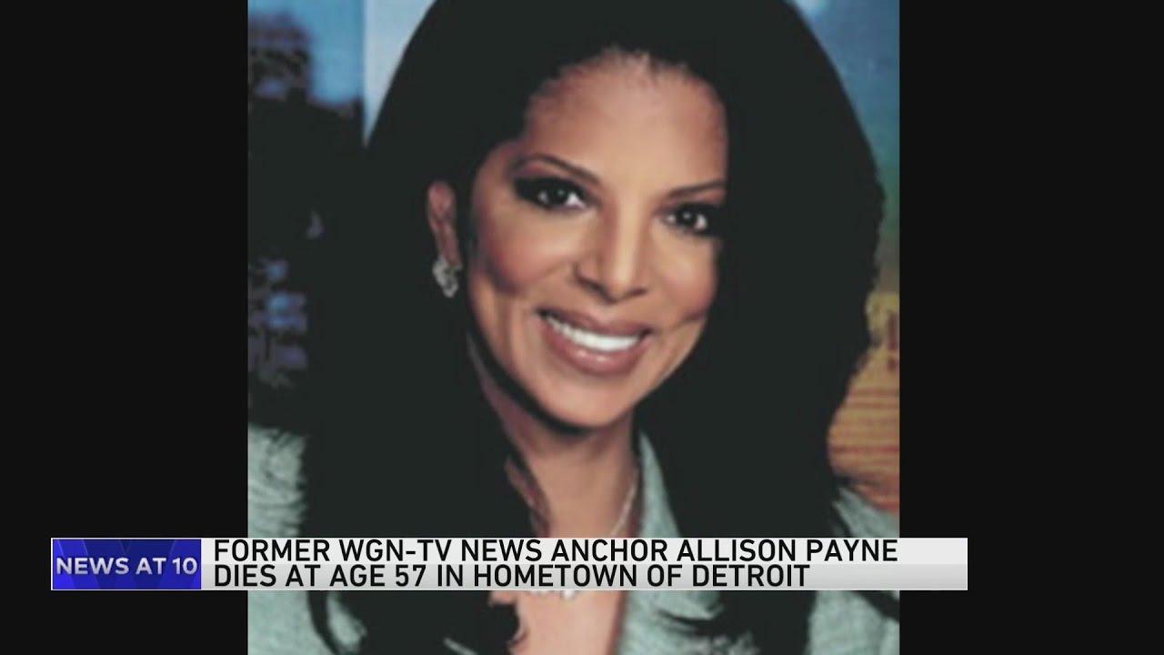 Former WGN anchor Allison Payne dies at 57