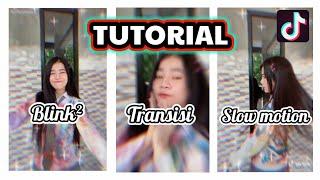 TUTORIAL VIDEO BLING AESTHETIC SLOW MOTION