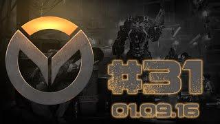 Overtime #31 | 01.09.16 [Новости игровой индустрии и Deus Ex: Mankind Divided]