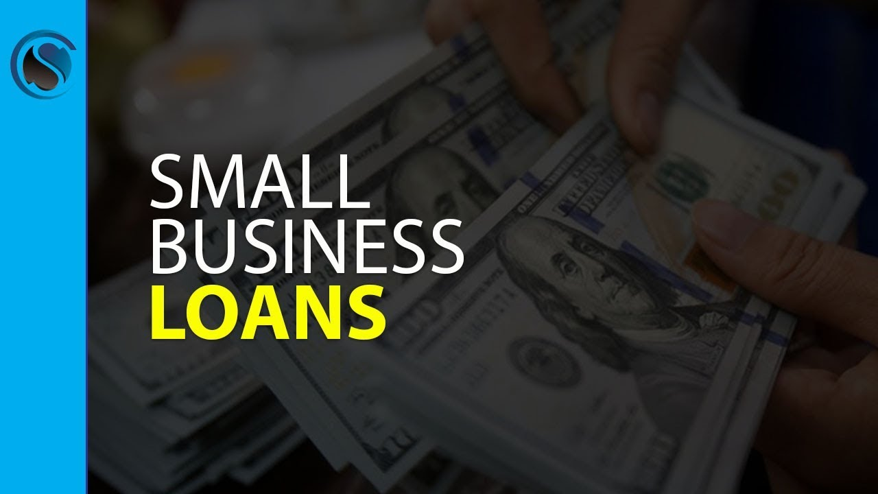 Small Business Loans for Minorities with Bad Credit - YouTube