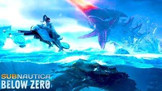 極寒の海を生き残り「深海の支配者」を目指す冒険が始まる - Subnautica: Below Zero #1