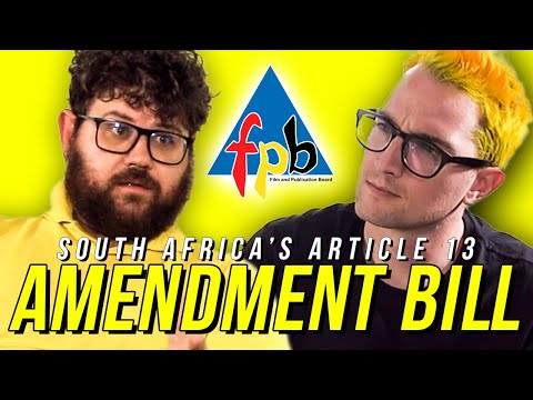 South Africa's Article 13 FPB Amendment Bill: What We Can Do