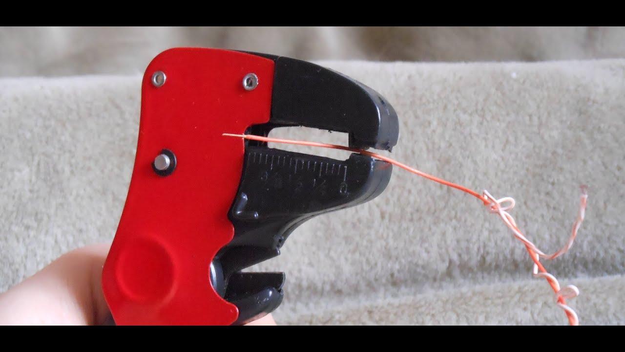 Многофункциональные автоматические плоскогубцы для зачистки Кабеля .