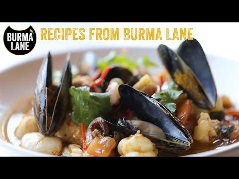 Rakhine Fisherman's Stew Recipe - Burma Lane