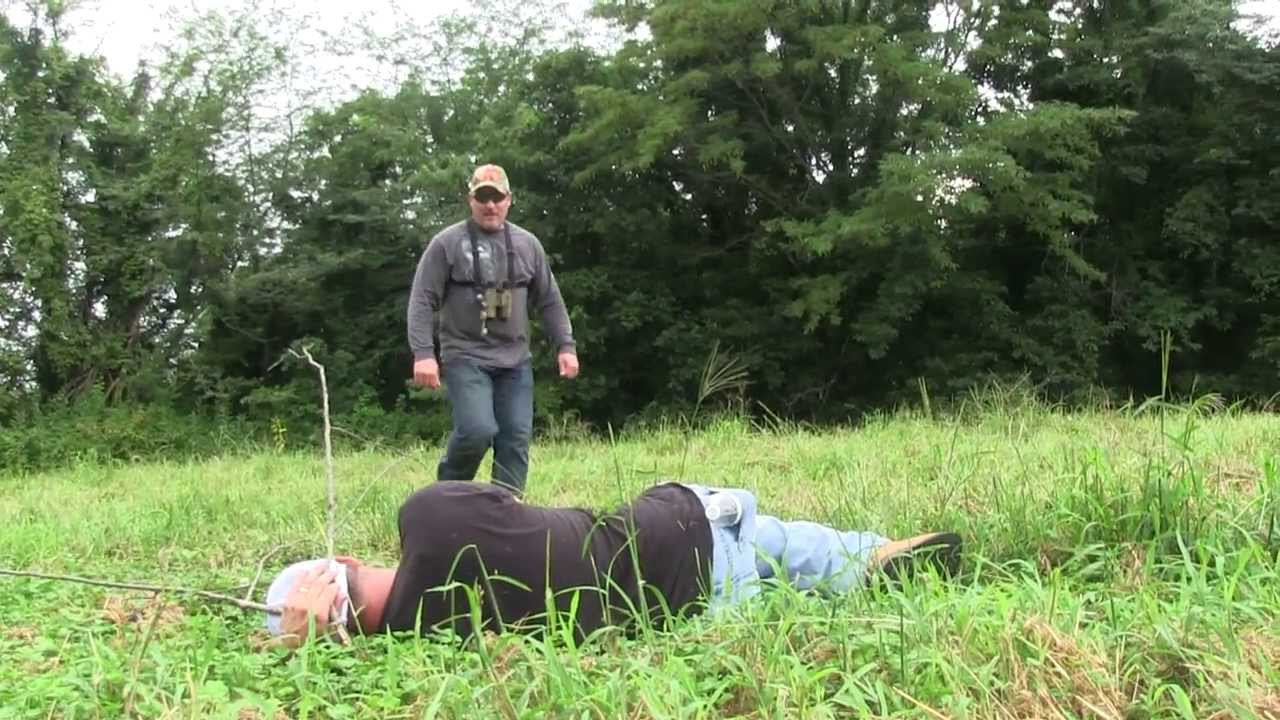 2013 Campbell Cameras Video School Whitetail Deer Mock Hunt - Good ...