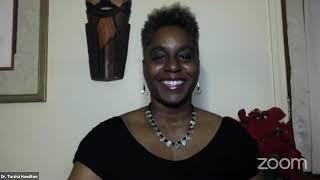 Global Health Minute: Black Family Health-O-Pedia author Dr. Tursha Hamilton