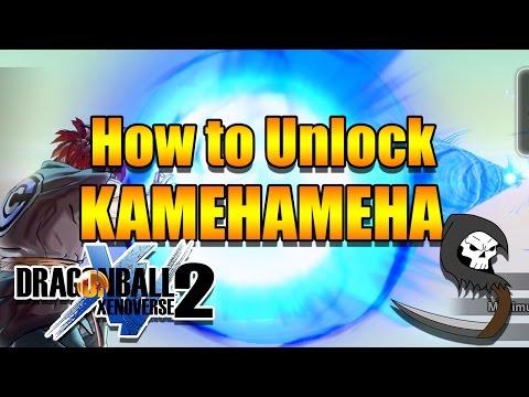 How to Unlock KAMEHAMEHA in Dragon Ball Xenoverse 2! - Tutorial